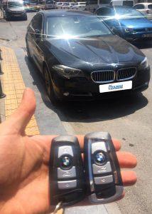 BMW Anahtar Değişimi